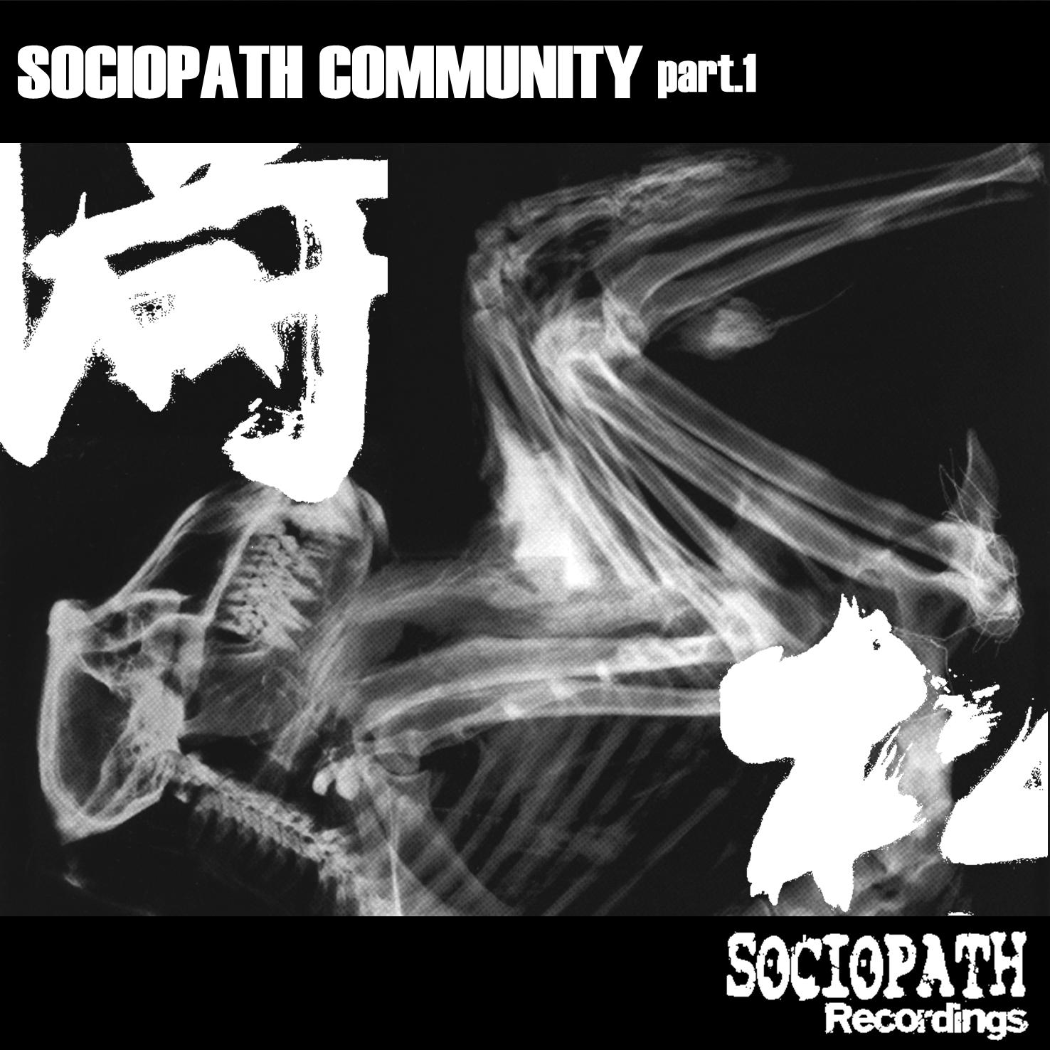 Sociopath 100th Release: Various Artists - Sociopath Community.BreakCore, MashUp, Hardcore, Ragga, DubStep, Gabbenni Amenassi - FoolingBit