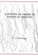 Download A History of American Political Thought