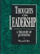 Download Thoughts on Leadership