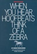Download When You Hear Hoofbeats Think of a Zebra
