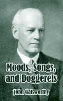 Moods Songs And Doggerels