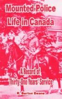 Download Mounted Police Life In Canada