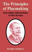 Download The Principles Of Playmaking And Other Discussions Of The Drama