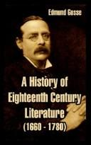 Download A History Of Eighteenth Century Literature 1660-1780