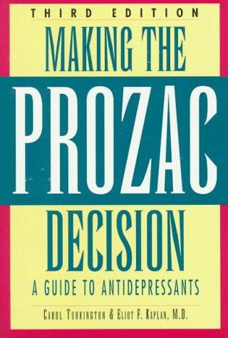 Download Making the Prozac decision