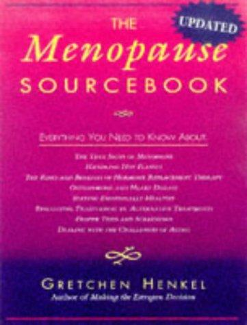 Download The menopause sourcebook