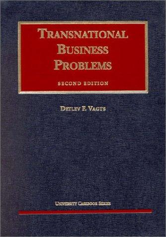 Download Transnational business problems