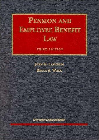 Download Pension and employee benefit law