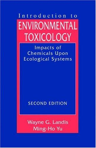 Download Introduction to environmental toxicology