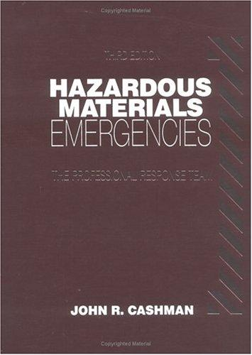Download Hazardous materials emergencies
