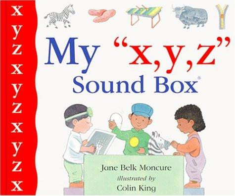 "My ""x,y,z"" sound box"