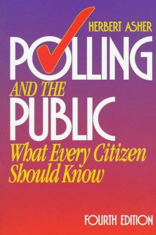 Download Polling and the public