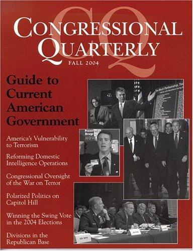 CQ Guide to Current American Government