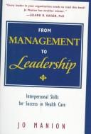 Download From management to leadership