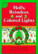 Download Holly, Reindeer and Colored Lights