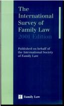 Download The International Survey of Family Law