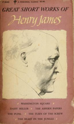 Great Short Works of Henry James by Henry James, Jr.