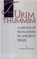 The Urim and Thummim