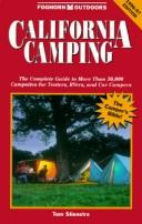 California Camping, New 1996-1997 by Tom Stienstra