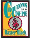 Croutons on a cow-pie