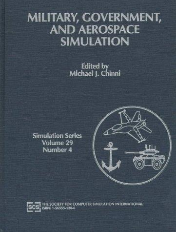 Military, government and aerospace simulation by Conference on Military, Government, and Aerospace Simulation (1997 Atlanta, Ga.)