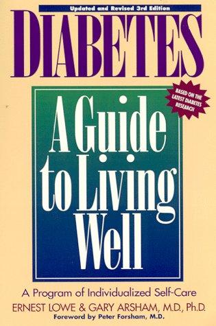 Diabetes by Ernest Lowe