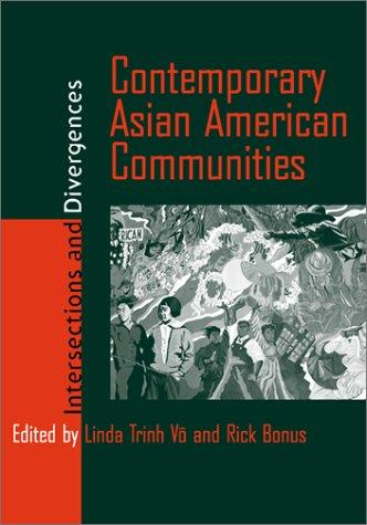 Contemporary Asian American communities by