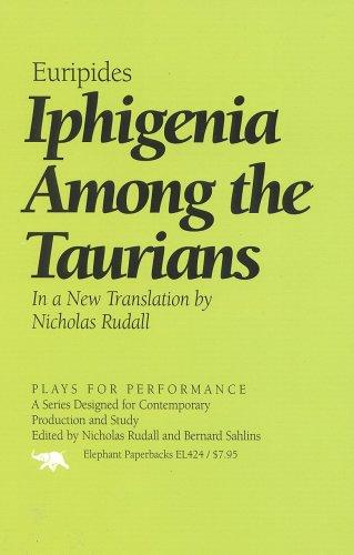 Iphigenia in Tauris by Euripides