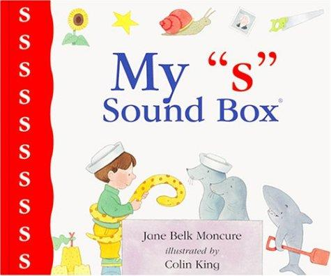 "My ""s"" sound box by Jane Belk Moncure"